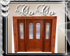 Rich Wood Door