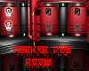 Red N black Darker Dub