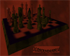FCS Red Blk Chess Scene
