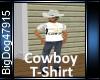 [BD]CowboyT-Shirt