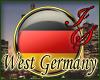 West Germany Badge