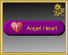 Angel Heart Tag