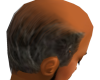 Semi Bald, Grey/Blk