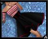 Rockabilly Button Dress