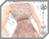 ~AK~ Flower Dress: Mauve