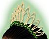 rainha da coroa de milho