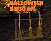 Halloween Flying Brooms