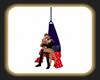 hanging chair kiss