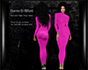 Derivable Tight Dress