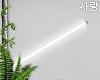 ♥ white neon