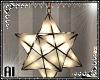 *Snow* Star Lamp