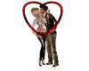 Love Couple Heart/kiss