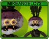 Zombie Turnip Head (M/F)