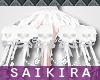SK:Skull Skirt Add White