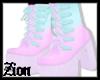 Boots Pastel ♥