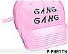 ღ Gang Snapback   Pink