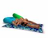 Beach Towel Cuddle