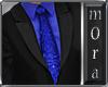 Dan Cobalt Suit