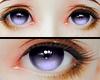 害羞. Big Eyes Slate