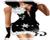 Xmas black dress