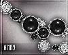 [Anry] Ophelie Earrings