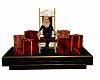 Birthday Gift Throne