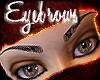 Realistic Black Eyebrows