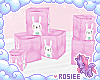 ✿ little bunny blocks