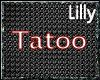 tatoo lilly