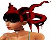 Red Black Dragon Hair