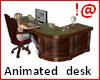!@ Animated desk