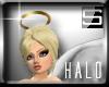 [S] Angel Halo Gold
