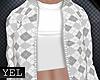 [Yel] Sophia grey jacket
