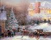 Winter Holiday Art