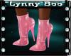 *Justine Pink Heels