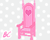 |bc|Throne| No Sitting