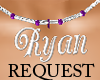 !B Ryan Necklace Request