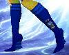X-Men Blue Boots