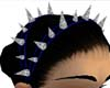 Hairband spikes diamond
