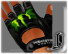 Monster Gloves - Green M