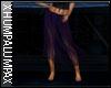 MIdnightBlue sheer skirt