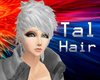 Tal Hair White