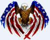 Eagle sticker for HP