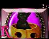 *R* Halloween Sticker