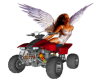 Four Wheeling Angel