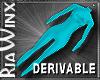 Wx:Seamless BodySuit DER