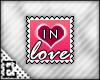 [E] In Love Stamp