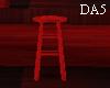 (A) Dark Tavern Stool
