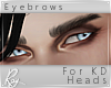 Kuro Fate Eyebrows