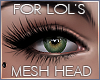 [MT] Mesh.H Eyes D.Green